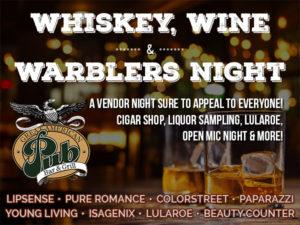 Whiskey, Wine & Warblers