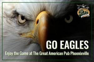Eagles Game - 8:30